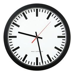 Funk-Wanduhr 51.001.322 Ø 30 cm, Peweta Uhren