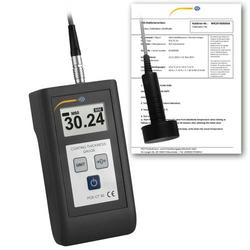 Dickenmessgerät PCE-CT 90 | bis 60 mm | Schichtdicken auf Fe und NFe Metallen