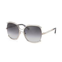 Chloé Isidora CE 129S 744, Runde Sonnenbrille, Damen