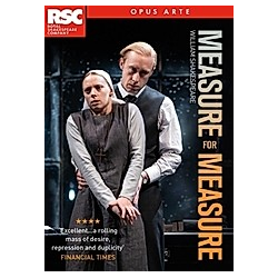Measure for Measure - DVD  Filme