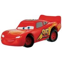 Bullyland 12798 - Spielfigur, Disney Pixar Cars 3, Lightning McQueen, liebevoll handbemalte Figur, PVC-frei, tolles Geschenk für Jungen und Mädchen zum fantasievollen Spielen