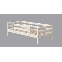 Flexa Classic Bett 90-1012 mit halber Absicherung und hinterer Absicherung