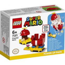 LEGO® Puzzle LEGO® Super Mario 71371 Propeller-Mario - Anzug, Puzzleteile