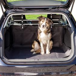 TRIXIE Tier-Kofferraumdecke, BxL: 120x150 cm schwarz Hundebetten -decken Hund Tierbedarf Tier-Kofferraumdecke