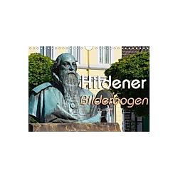 Hildener Bilderbogen 2021 (Wandkalender 2021 DIN A4 quer)