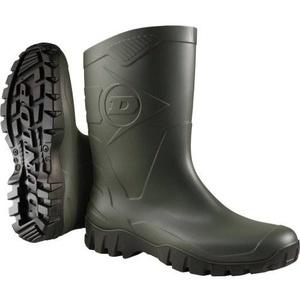 Dunlop Stiefel Dee, Gr. 45, grün