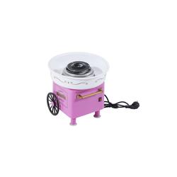 HOMCOM Zuckerwattemaschine Zuckerwattemaschine rosa