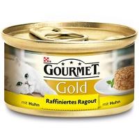 Purina Gourmet Gold Raffiniertes Ragout Huhn 12 x 85 g