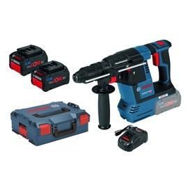 Bosch GBH 18V-26 F Professional inkl. 2 x 7,0 Ah + L-Boxx 061191000D