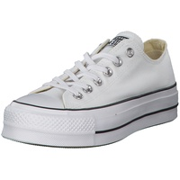 Converse Chuck Taylor All Star Platform Low Top white/black/white 38