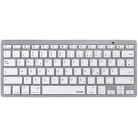 Hama KEY4ALL X510 Bluetooth Keyboard DE weiß (00123514)