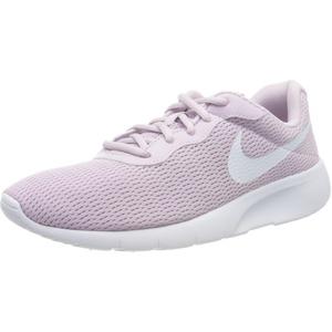 Nike Tanjun (GS) Sneaker, Ice Lilac/White, 36 EU
