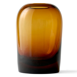 Troll Vase XL Amber  Menu