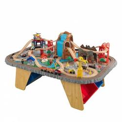 Kidkraft® Wasserfall Eisenbahntisch & Spielset