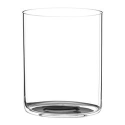 RIEDEL Glas Whiskyglas O Whisky 2er Set 430 ml, Kristallglas weiß