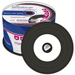 50 MediaRange CD-R Vinyl