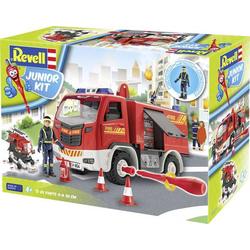 Revell 00819 Feuerwehr mit Figur Automodell Bausatz 1:20