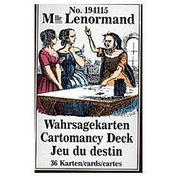 Cartomancy Deck, Jeu du destin