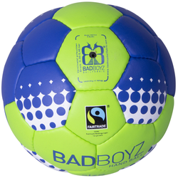 Bad Boyz® Fairtrade-Handball, Gr. 1
