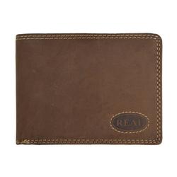 Goodman Design Geldbörse Leder Geldbeutel Portmonnaie Brieftasche (1-tlg), Kreditkartenfächer