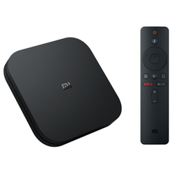 Xiaomi Mi Box S - TV Netzwerkplayer - schwarz Netzwerk-Receiver