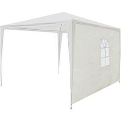 Pavillon-Seitenteil Sahara   weiß