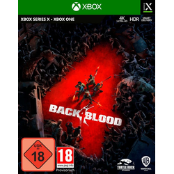 Back 4 Blood Xbox One X