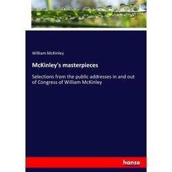 McKinley's masterpieces als Buch von William Mckinley