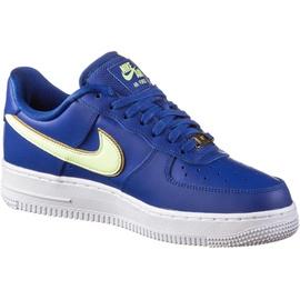 Nike Wmns Air Force 1 '07 Essential blue/ white, 37.5
