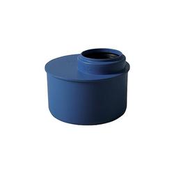 Abflussrohr Übergangsrohr DN 100/90, schallisoliert