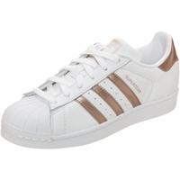 adidas Superstar Women's white-rosegold/ white, 38