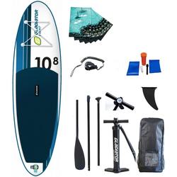 GLADIATOR Inflatable SUP-Board Gladiator LT 10.8 SP, (Set)