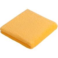 Handtuch 2 x 50 x 100 cm honey