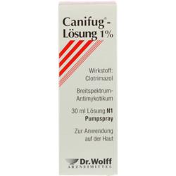 CANIFUG Lösung 1% 30 ml