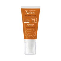 Avène Sunsitive SONNENCREME SPF 50+ ohne Duftstoffe