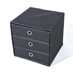 Inter Link Aufbewahrungsbox Aufbewahrungsbox, grün/grau schwarz