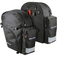 KLICKfix Backpack 2er Set schwarz