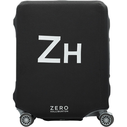 Zero Halliburton ZH Extras Pokrowiec na walizkę 60 cm black