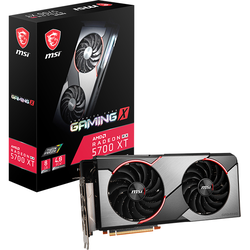 MSI Radeon RX 5700 XT Gaming X Grafikkarte - 8GB GDDR6, HDMI, 3x DP