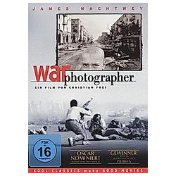 War Photographer - DVD  Filme