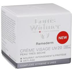 Widmer Remederm Gesichtscreme UV 20 unparf.