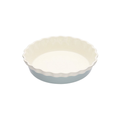 HTI-Living Backform Kuchenform geriffelt, (1-tlg), Kuchenform weiß Ø 26 cm x 26 cm x 26 cm x 6 cm