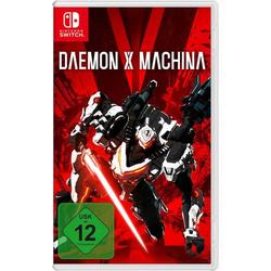 Nintendo Deamon X Machina Switch USK: 12