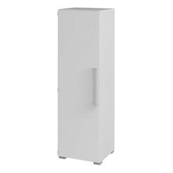 Büroschrank in Weiß 40 cm