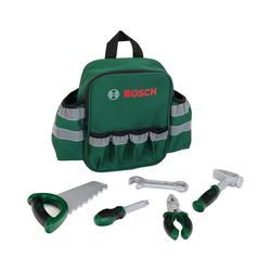 Klein Spielwerkzeug BOSCH Werkzeug-Rucksack inkl. 5 Handwerkzeugen