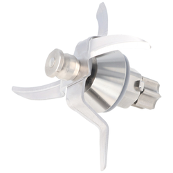 Mixmesser, Ersatzmesser inkl. Dichtring für Vorwerk Thermomix TM31, Edelstahl, Spühlmaschinenfest (kein Original)