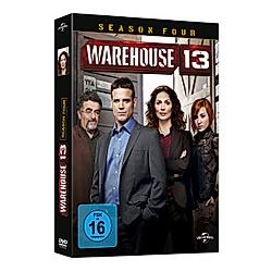 Warehouse 13 - Season 4 - DVD  Filme