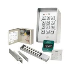 Zutrittskontrolle, Zugangskontrolle Set, 12V - Rs Pro