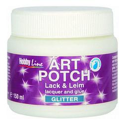 KREUL ART POTCH Glitter Servietten-Kleber 150,0 ml