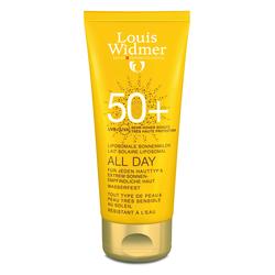 Louis Widmer Milch Sonnenschutz All Day 50+